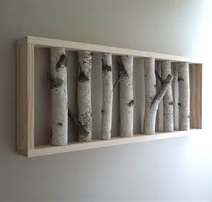 tree wall decor wood great exles of rustic wall furniture home