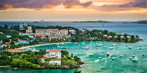 Water World: Where to Find Your Perfect Oasis in the US Virgin Islands