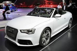 Audi Paris : audi rs5 cabriolet 2013 apresentado em paris ~ Gottalentnigeria.com Avis de Voitures