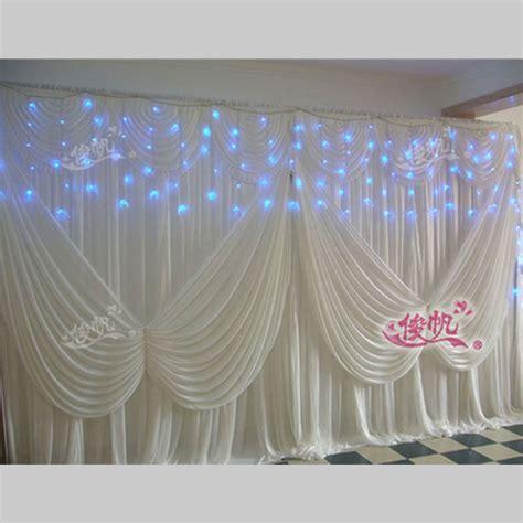popular wedding curtain backdrops buy cheap wedding