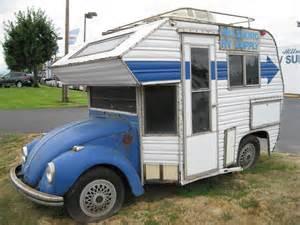 VW Bug Van Conversion