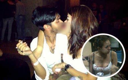 Foto Hot Nikita Mirzani Ciuman Dengan Onadio Leonardo