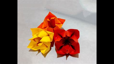 bouquet  christmas origami bunch  flowers