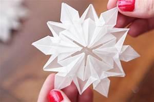 Origami Facile Noel : don 39 t mess with the rabbit do it yourself les flocons ~ Melissatoandfro.com Idées de Décoration