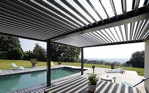 Cout D Une Pergola : quel prix pour une pergola bioclimatique ~ Premium-room.com Idées de Décoration