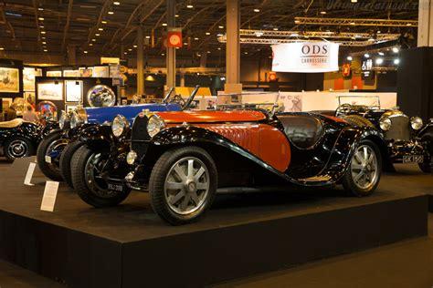 Bugatti Type 55 - Chassis: 55234 - Entrant: Lukas Hüni ...