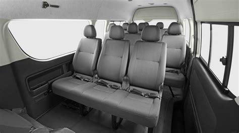 toyota hiace interior car images toyota hiace 2013 review