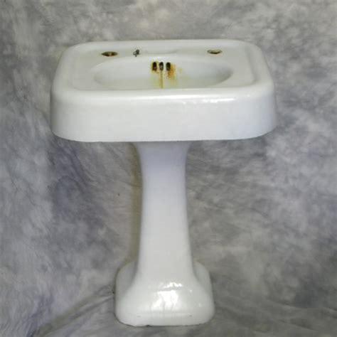 vintage cast iron bathroom sink antique cast iron pedestal sink