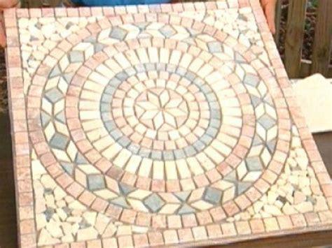 entryway tile medallions tiling a foyer tips on installing medallions on tile flooring diy