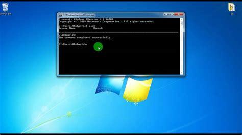shutdown someones computerlaptop  cmd