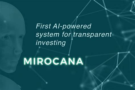 Mirocana | AI Platform For Investing And Market ...