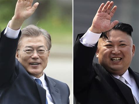 Who Is The Leader Of Korea by South Korea S New President Says He Wants To Talk To