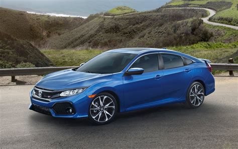 2018 Honda Civic Si Announced, Gets 150kw Tune 1.5t