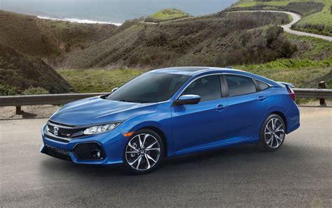2018 Honda Civic Si Announced, Gets 150kw Tune 15t