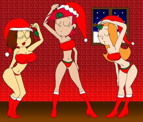 Christmas Trio - Colour by LoudNoises on DeviantArt