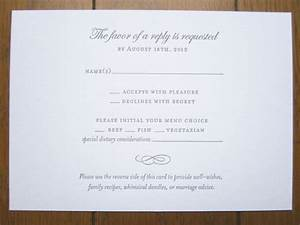 rsvp with meals and dietary needs we need to add an rsvp With wedding invitation rsvp dietary requirements