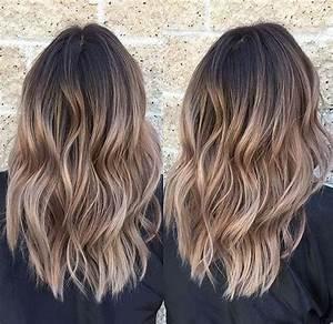 Ombré Hair Marron Caramel : ombr hair caramel ~ Farleysfitness.com Idées de Décoration