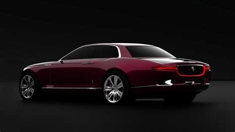 Jaguar Car : Jaguar B99 Bertone Concept Car