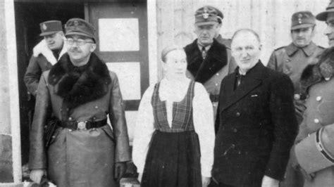 Nazi-sjefens norske rase-safari – NRK Dokumentar