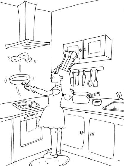 dessin d ustensiles de cuisine coloriages d 39 objets cuisine