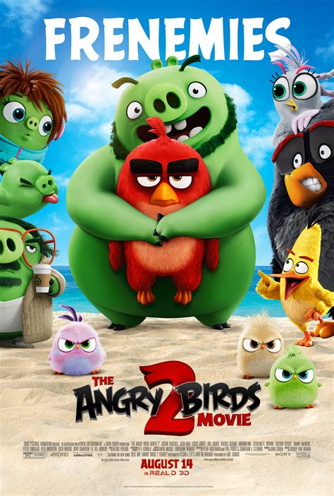 early bird showing  angry birds     amc