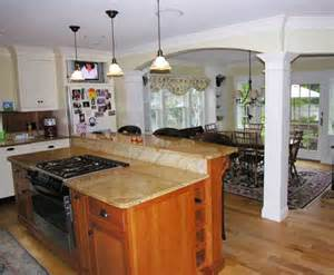 kitchen remodeling island remodeled kitchens with islands