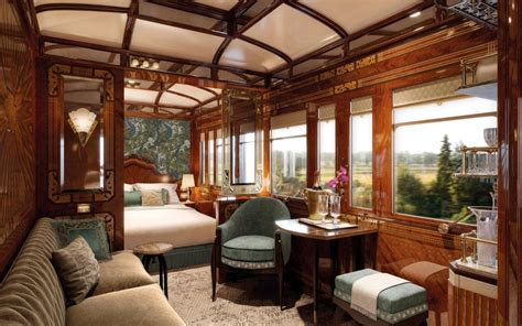 Venice Simplon-orient-express Raises The Bar For Luxury