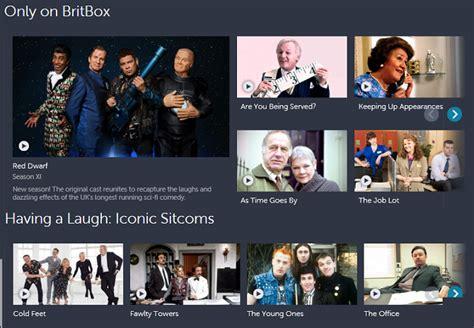 britbox  acorn tv     british tv