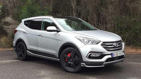 Hyundai Santa Fe Sr 2017 Review