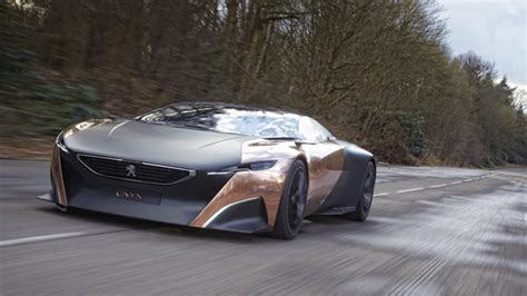 peugeot onyx exclusive tg drives the peugeot onyx top gear