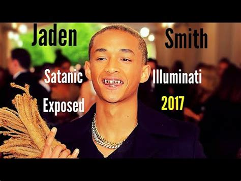 Illuminati Will Smith by Jaden Smith Satanic Illuminati Exposed 2017