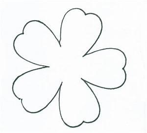Blumen Basteln Vorlage : blumen basteln bastelfrau ~ Frokenaadalensverden.com Haus und Dekorationen