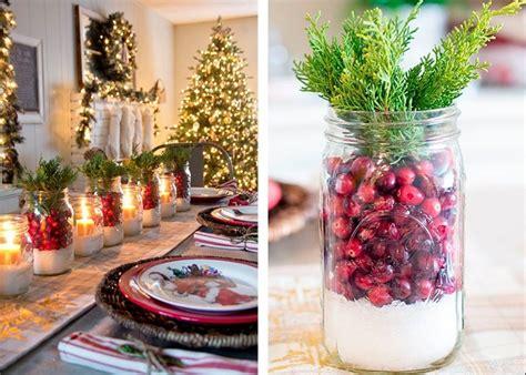 Tischdeko Mit Einmachgläsern by Weihnachtliche Tischdeko 60 Ausgefallene Tischdeko Ideen