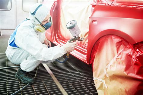 Everything You Need To Know About Spraypainting Your Car