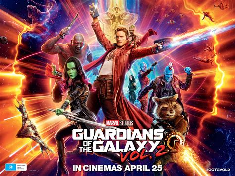 guardians of the galaxy vol 2 review everywhere