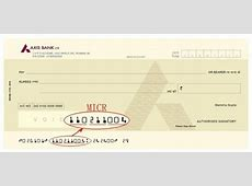 Banking Security Papers Printing Services MICR Cheque
