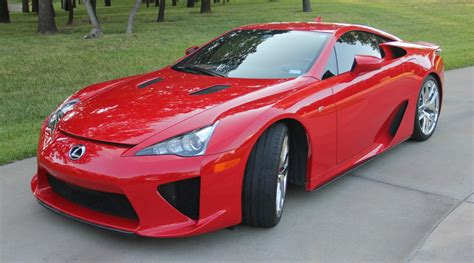 red lexus 2018 absolutely red lexus lfa looking for new owner
