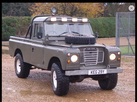 land rover series 3 custom land rover series 3 landrover scout pinterest