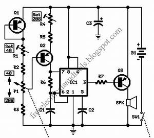 free schematic diagram electronic metronome circuit With circuit mc68ec030rp electronic components from reliable circuit