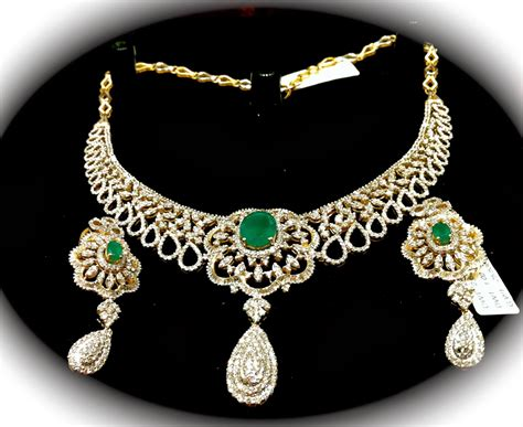 Diamond Necklace Latest Jewelry Designs  Page 115 Of 129