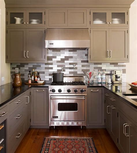 Decorating Ideas For A Kitchen by Small Kitchen Decorating Ideas Better Homes Gardens