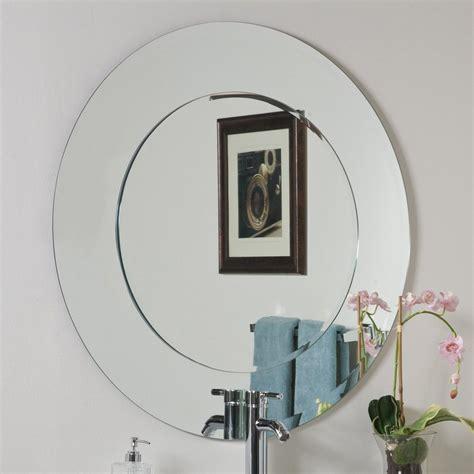 Shop Decor Wonderland Oriana 35-in Round Bathroom Mirror