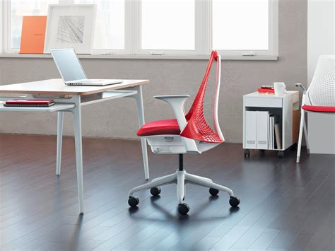how a 500 office chair made by a legendary silicon valley