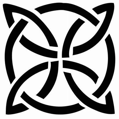 Celtic Knot Symbol Dara Strength Symbols Shape