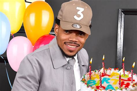 Chance The Rapper's Birthday Party Raises 0k