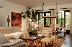 celebrity brentwood traditional living room los