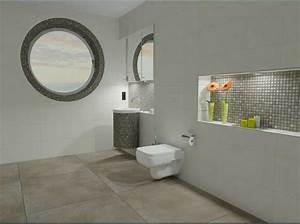 Fliesen Für Bad Ideen : granit modernes bad fliesen mit regalbeleuchtung und fenster badezimmer abgerundet f r dachboden ~ Sanjose-hotels-ca.com Haus und Dekorationen