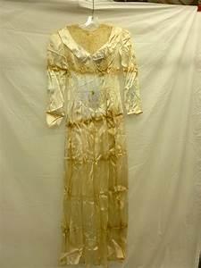 Restoring vintage wedding dress ram leather care for Vintage wedding dress restoration