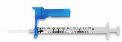 Safety Syringes Syringe Retractable Easytouch Needle Smart