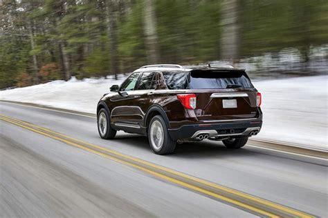 major updates   redesigned  ford explorer